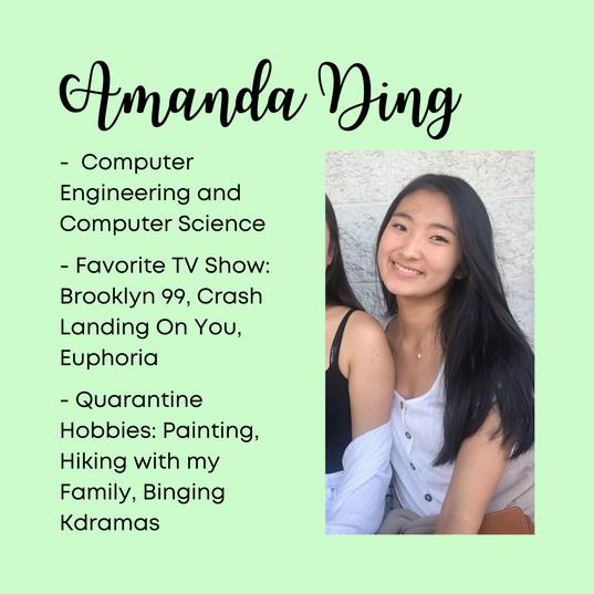 Amanda Ding