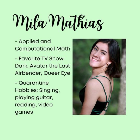 Mila Mathias