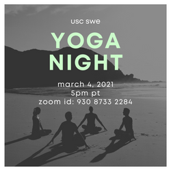 swe yoga night