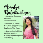 Amulya Balakrishnan