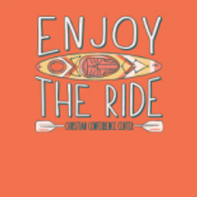 Enjoy the Ride (Salmon)