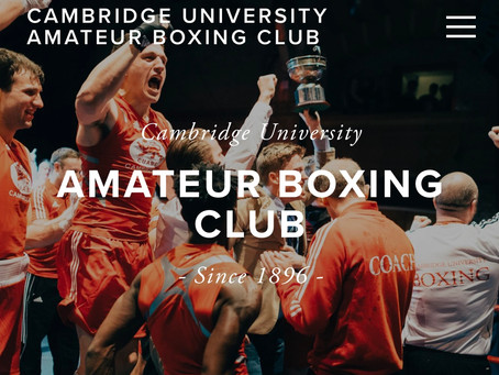 Trodai Academy student is selected for the Cambridge University Amateur Boxing Club