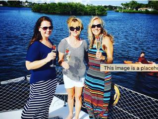 Birthday Surprise & Sunset Sail, June 2016