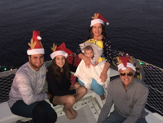 Christmas Boat Parade, December 2019