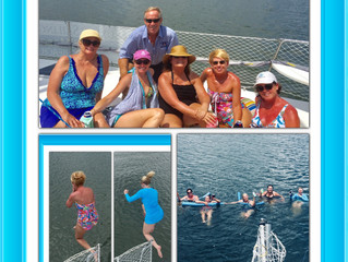 Sail, Sun & Swim Day, June 2019