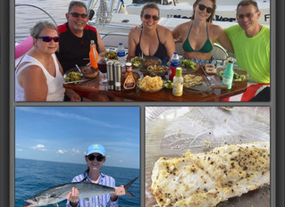 From Ocean To Table, July 2019