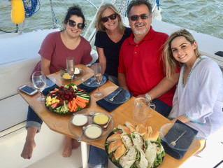 Family Day Aboard Moonraker, November 2018
