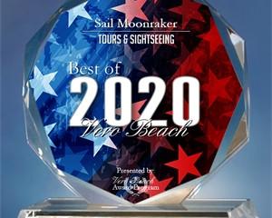 2020 Best of Vero Beach Award, February 2020