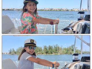 Sisters Take A Sail, April 28th
