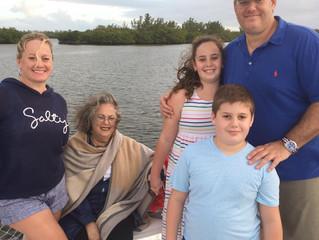 3 Generations Holiday Sail, December 2019