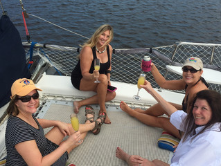 Friends Reunion Aboard Moonraker, October 2016