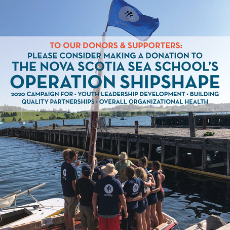 INTRODUCING: Operation Ship Shape!