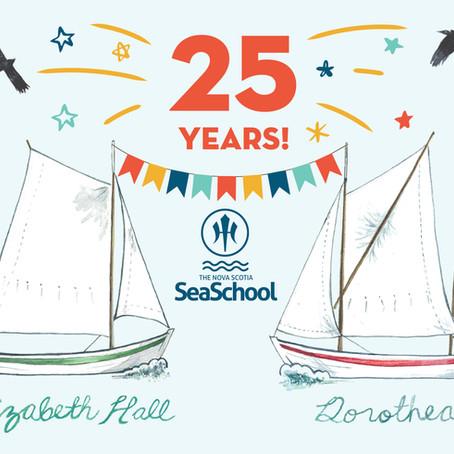 Sea School 25th Anniversary!