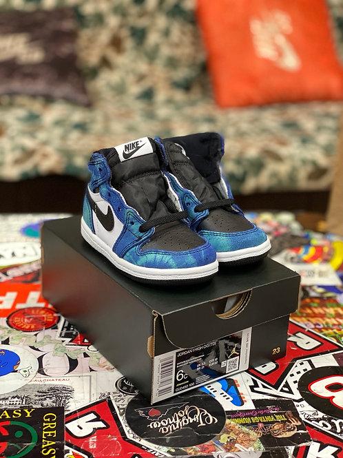 Air Jordan 1 Tye Dy
