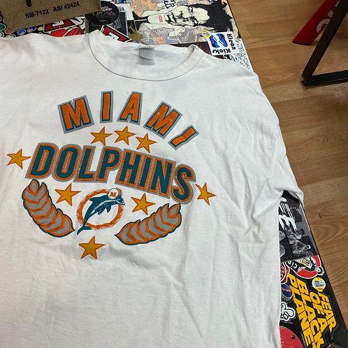 Vintage Miami dolphins tee