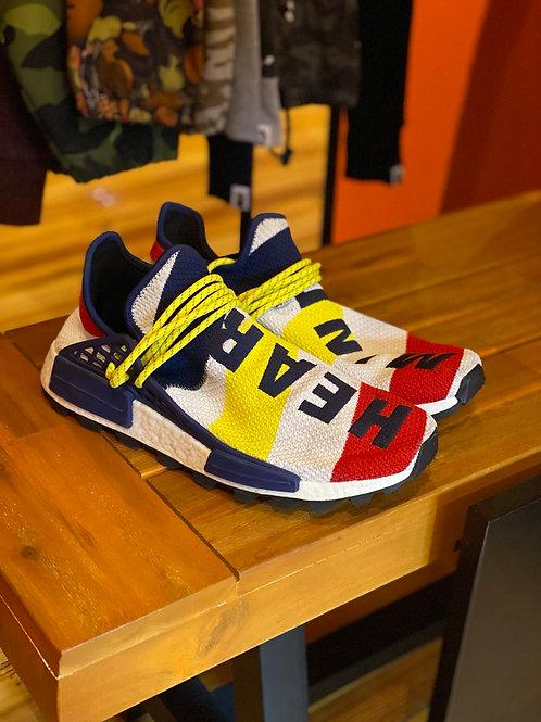 Adidas Human Race BBC