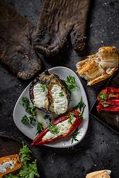 Eggplant and Shushka