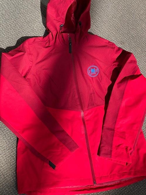 Men's Embroidered Rain Jacket