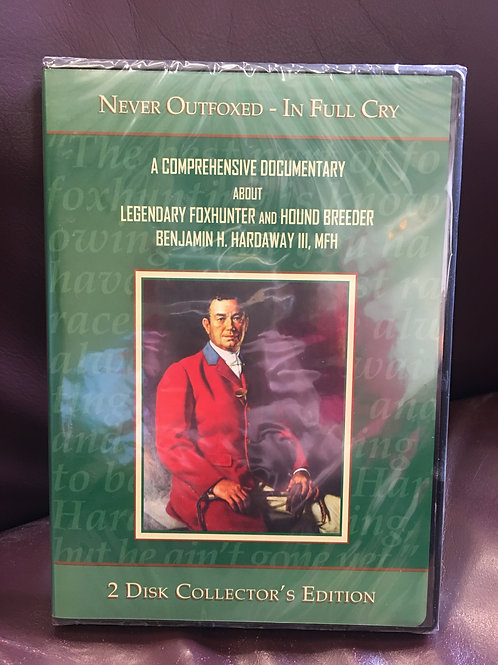 """""""Never Outfoxed - In Full Cry"""":  2 DVD Collector's Edition"""