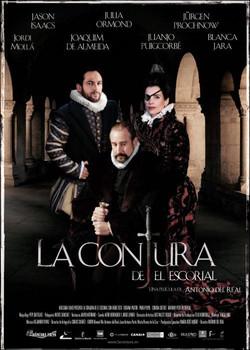 La conjura de El Escorial Poster music by @avivasMusic