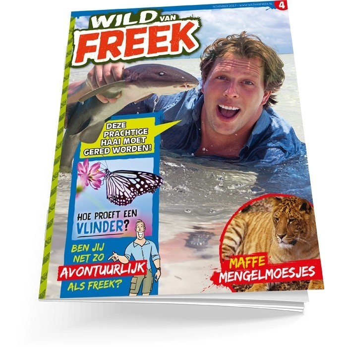 Wild van Freek