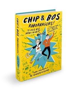 Chip en Bos Roborangers