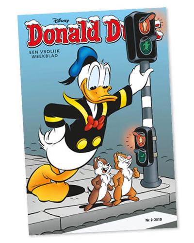donald duck tineke honingh