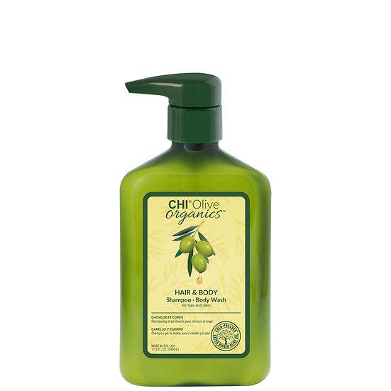 CHI Olive organic Shampooing 11.5oz
