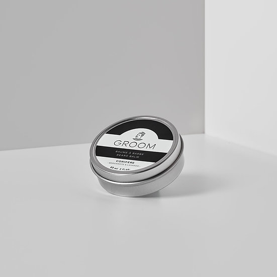GROOM Baume à barbe Original 60ml