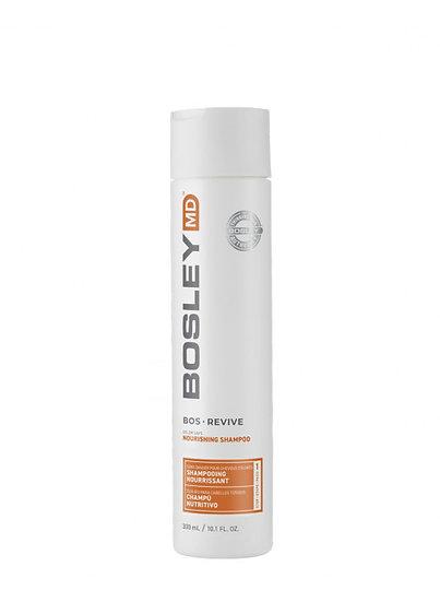 BOSLEY Shampooing pour cheveux colorés 300ml