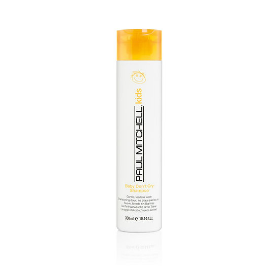 PAUL MITCHELL Shampooing Baby Don't Cry pour enfants 300ml