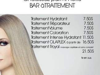 VOUS DÉSIREZ DES CHEVEUX EN SANTÉ? Il est temps de prendre soin de vos cheveux!