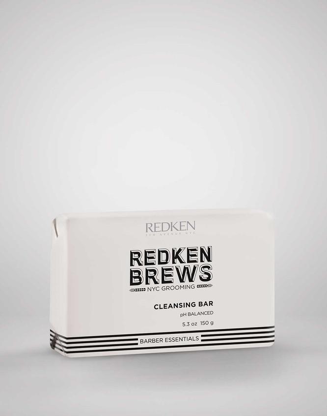 2017 Redken Brews Skin Cleansing Bar RGB