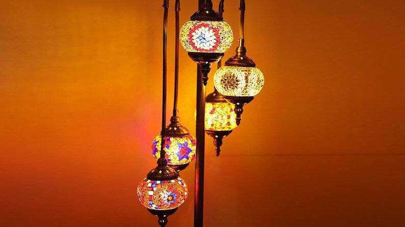 Лампада 5 светильников