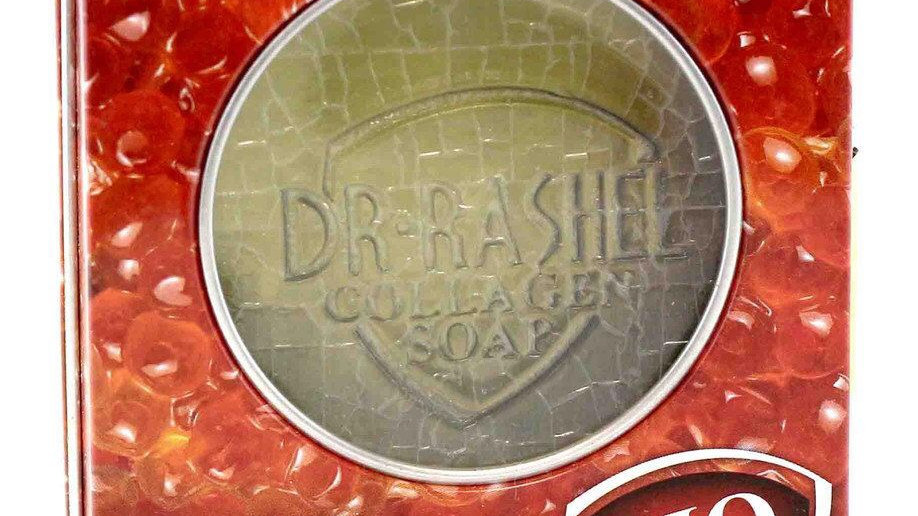Мыло Dr.Rashel  осветляющий - разглаживает морщины.