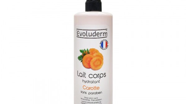 Лоьсон для тела Evoluderm Морковь 500 мл