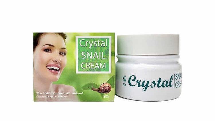 Крем для лица Crystal Snail Cream 80 гр