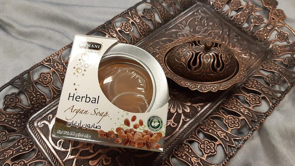 Мыло Herbal Hemani