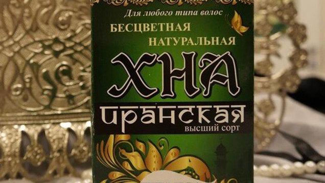 Хна для волос иранская бесцветная Hemani 100 гр