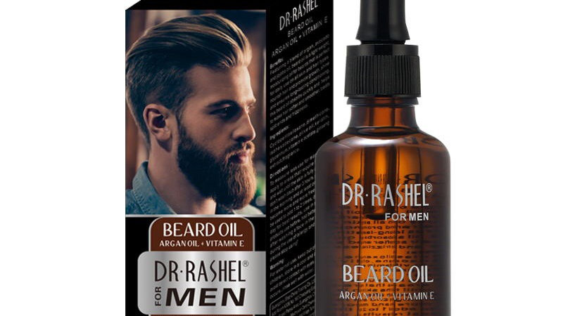 Масло для бороды Dr-Rashel Beard Oil for Men 50мл