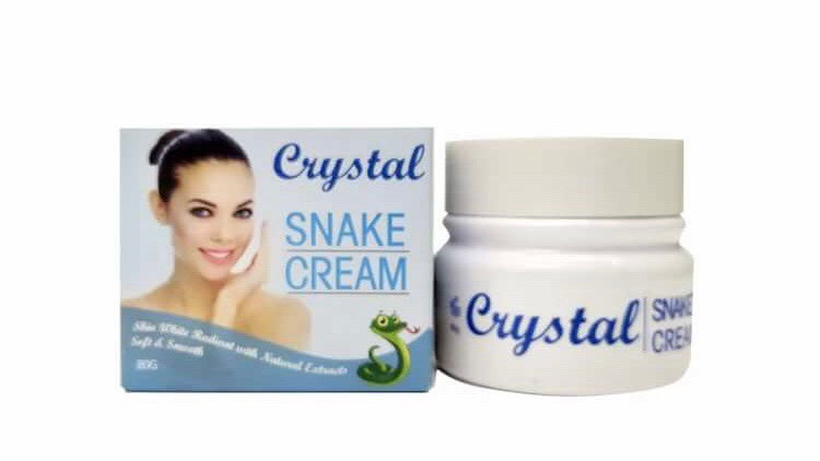 Крем для лица Crystal Snake Cream 80 гр