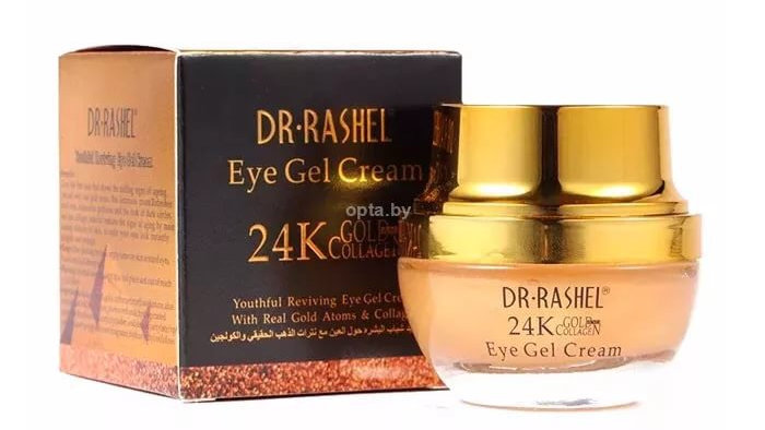 Крем-гель для век Dr.Rashel Gold Collagen 24K 20 мл.