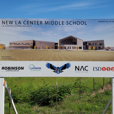La Center Middle School Pump Station