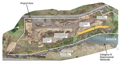 Kalama Stoneterra Retaining Wall