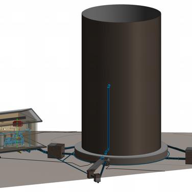 Northside Reservoir & Booster Pump Station
