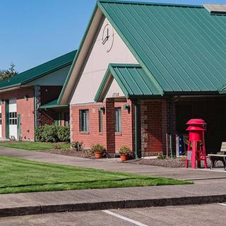 Fire Station 34 Generator