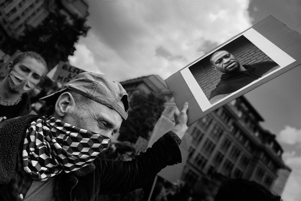 Black Lives Matter - Jean-Marie Woit