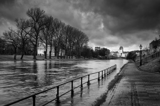 La Meuse a débordé - Jerome Wauthoz