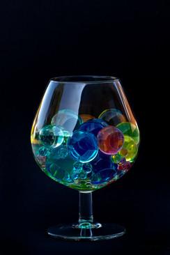 Perles de couleur - Thierry De Bleye