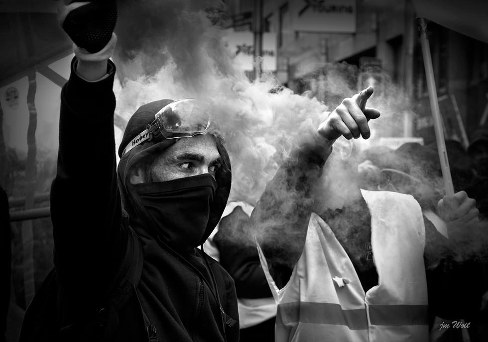 Black-Bloc - Jean-Marie Woit